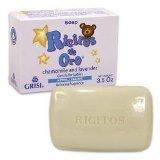 Grisi Ricitos de Oro Hypoallergenic Chamomile & Lavender Bath Soap - 3.5 Oz.