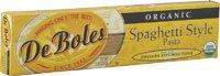 DeBoles Organic Jerusalem Artichoke Spaghetti Style Pasta -- 8 oz (Jerusalem Artichoke Pasta compare prices)