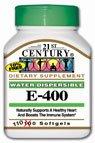 Water Dispersible Vitamin E-400 400 Iu 110 Sgels