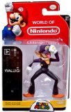 "World of Nintendo 3"" Waluigi Figure (Series 1-1)"