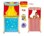Tellatale Puppet Theater And Shop By Fiesta Imported