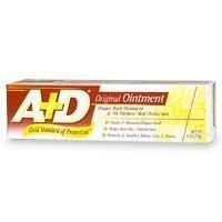 A & D Diaper Rash Ointment 4 oz.