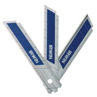 Irwin Tools 2086405 Bi-Metal Snap Blades 18mm, 50 Pack