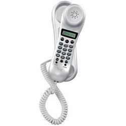 Binatone TREND3LCD Corded Phone with LCD Display (Silver) image