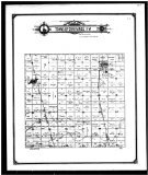 Township 20 N. Range 11 W., Isabella, Woods County 1906, Oklahoma... Fine-Art Reproduction