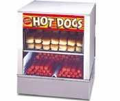APW Wyott Mr. Frank Hot Dog Steamer Display, DS-1A