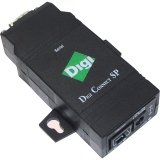Digi Connect Sp 1 Port RS-232 DB-9 Serial To Ethernet Device Server