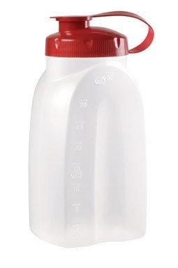 Rubbermaid Servin Saver White Bottle 2 Qt.