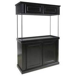 Perfecto Manufacturing APF60327 Monterey Canopy Aquarium 48 by 18-Inch Black primary  sc 1 st  RaysFishTank.com & Topdawg Pet Supply Perfecto Manufacturing Apf60327 Monterey Canopy ...