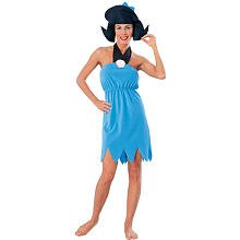 The Flintstones Betty Rubble Halloween Costume - Adult Size Large