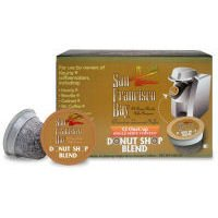San Francisco Bay Premium Gourmet Coffee Donut Shop Blend -- 12 K-Cups