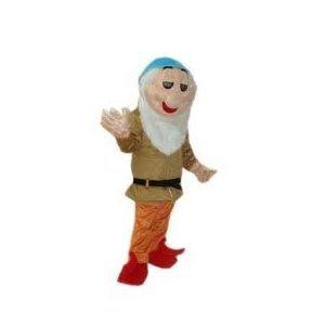 7 dwarfs sleepy costume