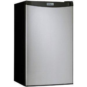Danby DCR122BSLDD 4.3 cu.ft. Compact Refrigerator - Spotless Steel