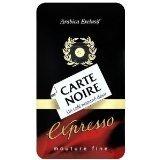 Carte Noire Espresso Coffee 250 gby Carte Noire