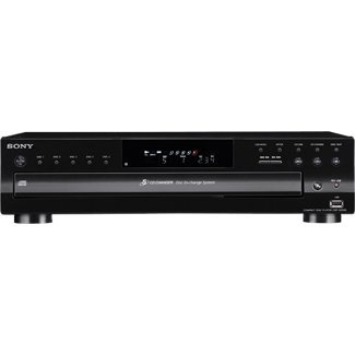 Sony CDP-CE500 Compact Disc Player