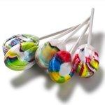 Dr. John's® Sugar Free Simply Xylitol® Rainbow Lollipops (1 Lb.)
