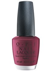 OPI NLW44 Mrs. O'Leary's BBQ