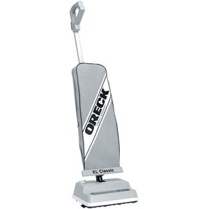 Oreck XL Classic Upright Vacuum Cleaner Lightest Weight 8 LBS (U2200HHS)