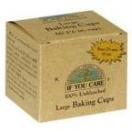 If You Care Fsc Certified Unbleached Large Baking Cups - 60 Count (If You Care Baking Cups compare prices)