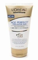 L'Oreal Paris Age Perfect Cream Cleanser, 5- Ounce