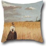 pillow-covers-of-oil-painting-luis-astete-y-concha-woman-in-wheat-fieldfor-teens-boysofficechristmas