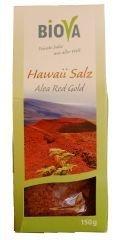 Hawaii Salz rot Alea Red Gold Gourmetsalz 150g von Biova - Gewürze Shop