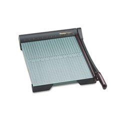 ** The Original Green Paper Trimmer, 20 Sheets, Wood Base, 13\