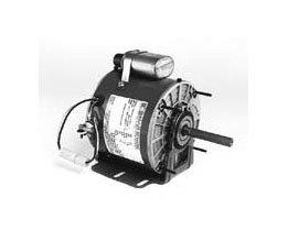 Marathon X270 1/4 HP 208-230 Volt 48Y Frame Resilient Ring Thru-Bolt Mount OEM: Tyler Refrigeration Fan Motor - X270