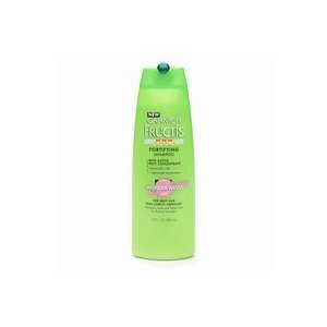 Garnier Fructis Wonder Waves Shampoo, 13 oz
