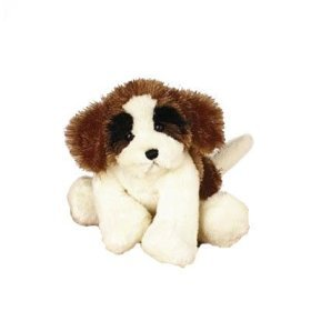 Webkinz Lil'Kinz Mini Plush Stuffed Animal St. Bernard - 1