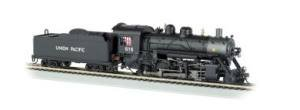 Bachmann Union Pacific 616 Ho Scale Baldwin 2-8-0 Consolidation Locomotive - Dcc On Board front-574026
