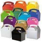 30 Childrens/Kids Plain Coloured Carr...