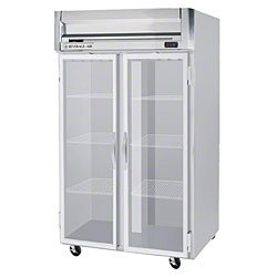 Glass Door Beverage Refrigerators front-26217