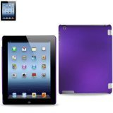 Reiko Rubberized Protector Hard Cover for Apple iPad 3 (RPC10-iPad 3PP)