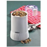 Salton CG7W Coffee and Spice Grinder, White (Toastess Coffee Grinder compare prices)