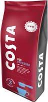 Costa for Espresso roast and ground coffee strength 3 medium 200g