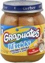 Gerber Graduates Lil' Sticks Chicken Sticks Packed in Water, 2.5 OZ (6 Pack) $28.58