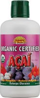 Dynamic Health Organic Certified Acai Juice Blend