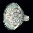 Gu5.3 3W 12-Led Multi-Colored Light Bulb (Ac 110~220V)