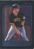 Ron Wright Carolina Mudcats - Pirates Affiliate 1997 Bowman Autographed Hand Signed... by Hall of Fame Memorabilia