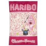 Haribo Chamallows Mini pink and White Kids Sweets 1kg