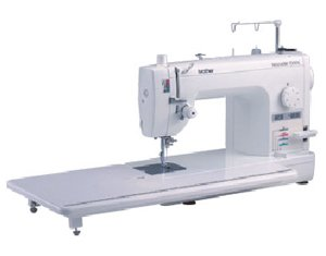 Brother PQ1500S High-Speed Quilting and Sewing Machine - Sews 1500 Stitches Per Minute - Comes with Large Extension Table + Walking Foot + 1/4