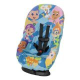 Nickelodeon Bubble Guppies Car Seat Cover 092317107626