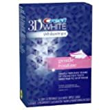 Crest 3D White Whitestrips, Gentle Routine Dental Whitening Kit 28 treatments
