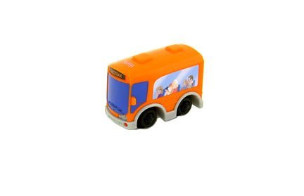 Fisher Price GeoTrax City Center City Bus
