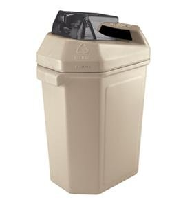 Click here to buy Can Pactor Recycling Container by Green Culture.