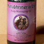 Mahabhringaraj Oil Pure Maka's Ayurvedic Medicine
