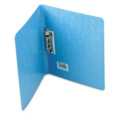 - PRESSTEX Grip Punchless Binder With Spring-Action Clamp, 5/8\