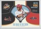 Kolten Wong Memphis Redbirds (Baseball Card) 2013 Topps Heritage Minor League Edition... by Topps