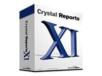 Crystal Reports 11 Professional Full Product French [Old Version]